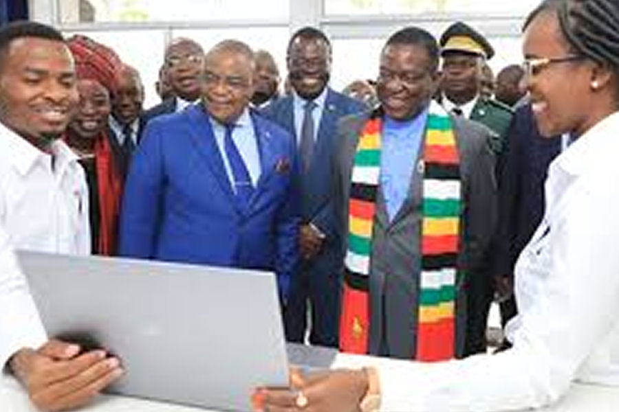 Zimbabwe gets first computer plant